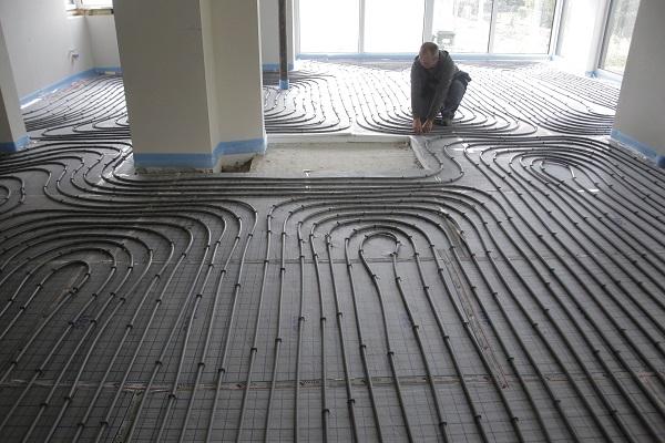 Fußboden Im Altbau Dämmen ~ Fußbodenheizung nachrüsten so wählen sie das richtige system