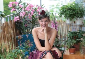 Garten-Fräulein Silvia Appel