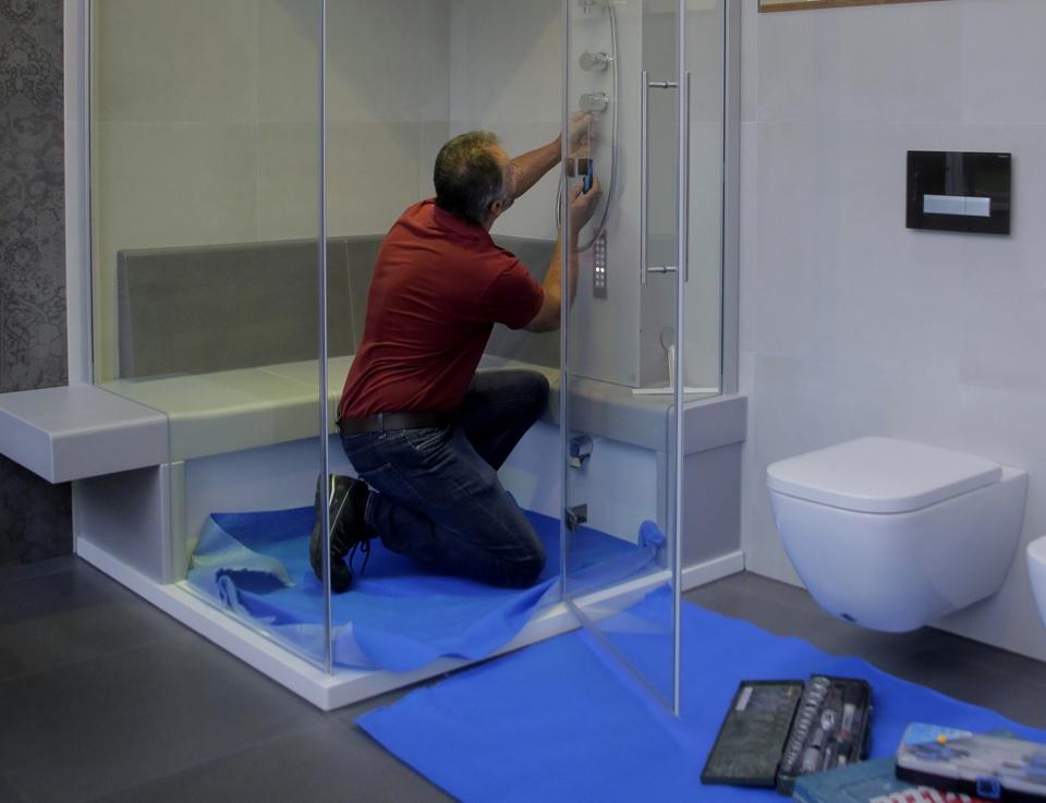 bild4 renovierung sch nes bad meister der elemente. Black Bedroom Furniture Sets. Home Design Ideas